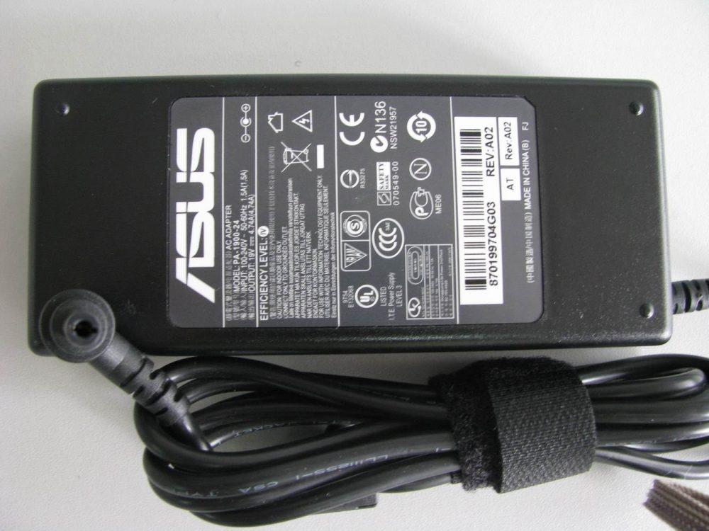 Asus adaptor 19v 4.7