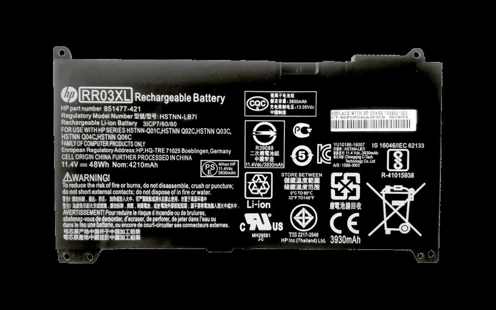 HP-RR03XL-HSTNN-UB7C-48Wh-Battery-for-Hp-ProBook-430-440-450-455-470-G4-G5
